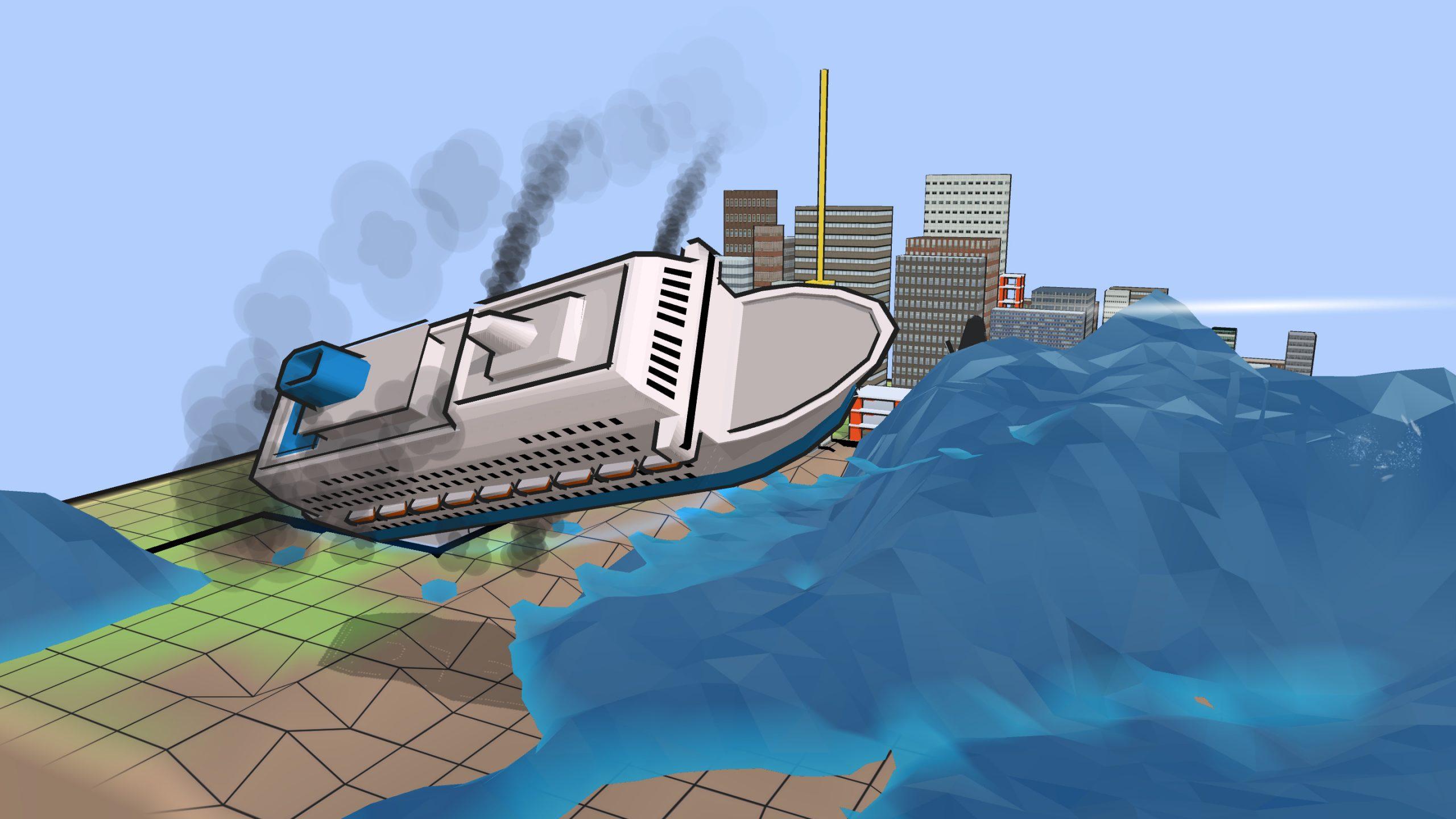 Defeat the dreaded Megastructures