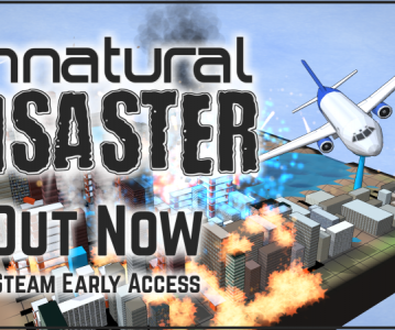 Unnatural Disaster: Steam Early Access